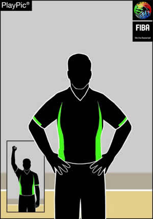 Handzeichen Blockeren oder Abschirmen
