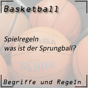 Basketball Sprungball