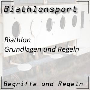 Biathlonsport Grundlagen