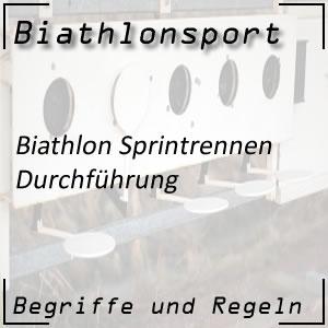 Biathlon Sprint Durchführung