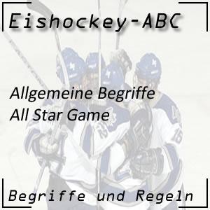 Eishockey Begriffe All Star Game
