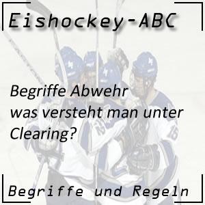 Eishockey Clearing