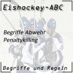 Eishockey Penaltykilling