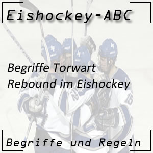 Eishockey Rebound