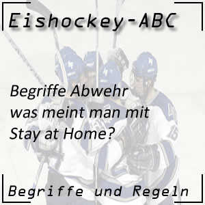 Eishockey Stay at Home