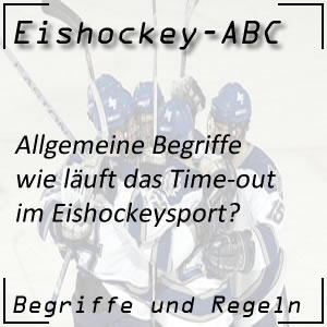 Eishockey Time-Out