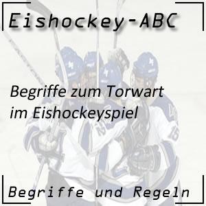Eishockey Begriffe Torwart
