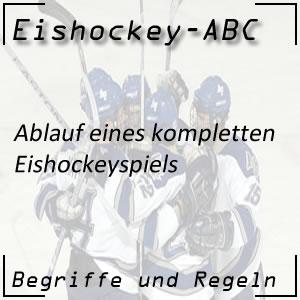 Eishockey Ablauf Eishockeyspiel