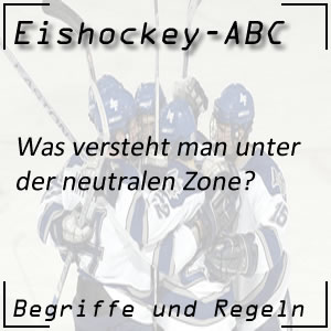Eishockey Neutrale Zone