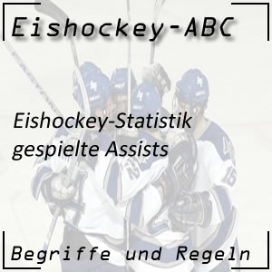 Eishockey Statistik Assists