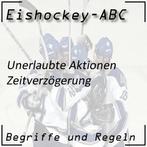Eishockey Zeitverzögerung