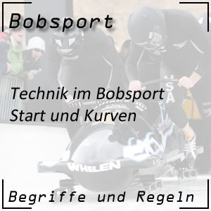 Bobsport Technik