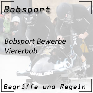 Bobsport Viererbob