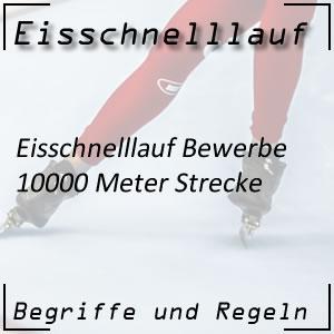 Eisschnelllauf 10.000 m