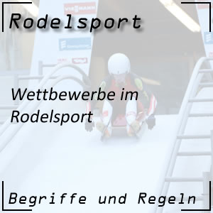 Rodelsport Wettkampf