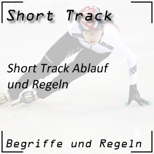 Short Track Regeln Rennregeln