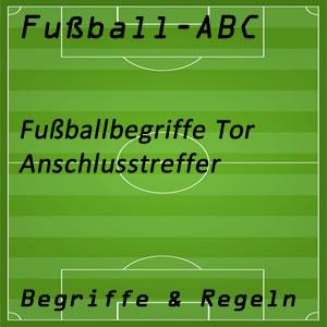 Fußball Anschlusstreffer