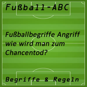 Fußball Chancentod