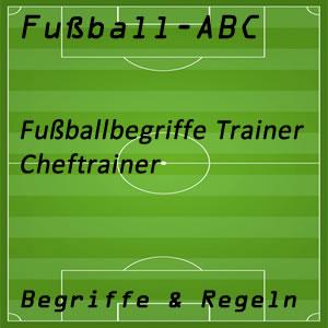 Fußball Cheftrainer