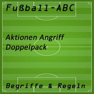 Fußball Doppelpack
