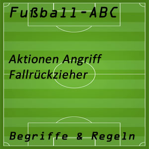 Fußball Fallrückzieher