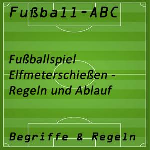 Fußball Elfmeterschießen
