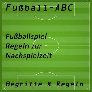 Fußball Nachspielzeit
