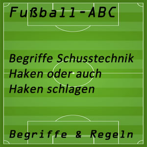 Fußball Haken