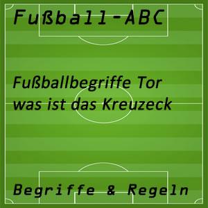 Fußball Begriffe Kreuzeck Fußballtor