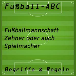 Fußball Zehner