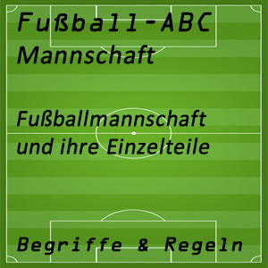 Fußball Mannschaft