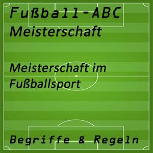 Meisterschaft im Fußballsport