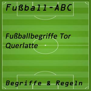 Fußball Querlatte