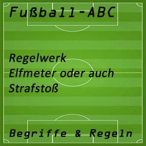 Fußballregeln Elfmeter