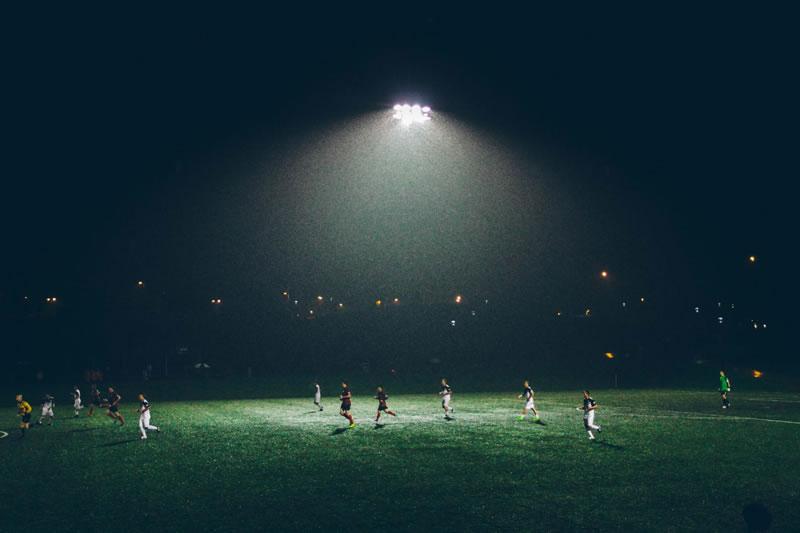 Spielabbruch im Fußballsport