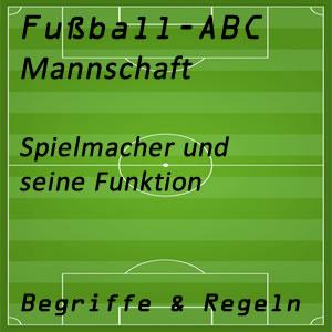 Fußball Spielmacher