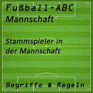 Fußball Stammspieler