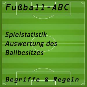 Fußball Ballbesitz