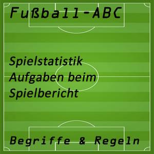 Fußball Spielbericht
