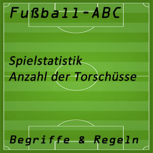 Fußball Torschüsse