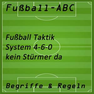 Fußball System 4-6-0