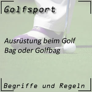 Golf Bag / Golfbag