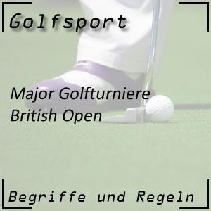 Golfturnier British Open