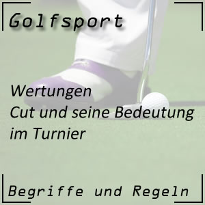 Golfwertung Cut