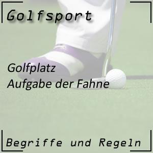 Golf Fahne