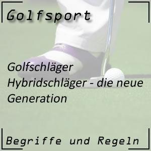 Golfschläger Hybridschläger