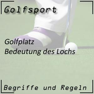 Golf Loch