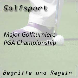 Major Golfturnier PGA Championship