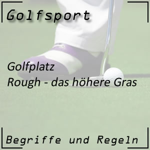 Golf Golfplatz Rough