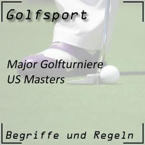 Major Golfturnier US Masters